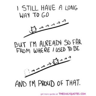 Onward and Upward
