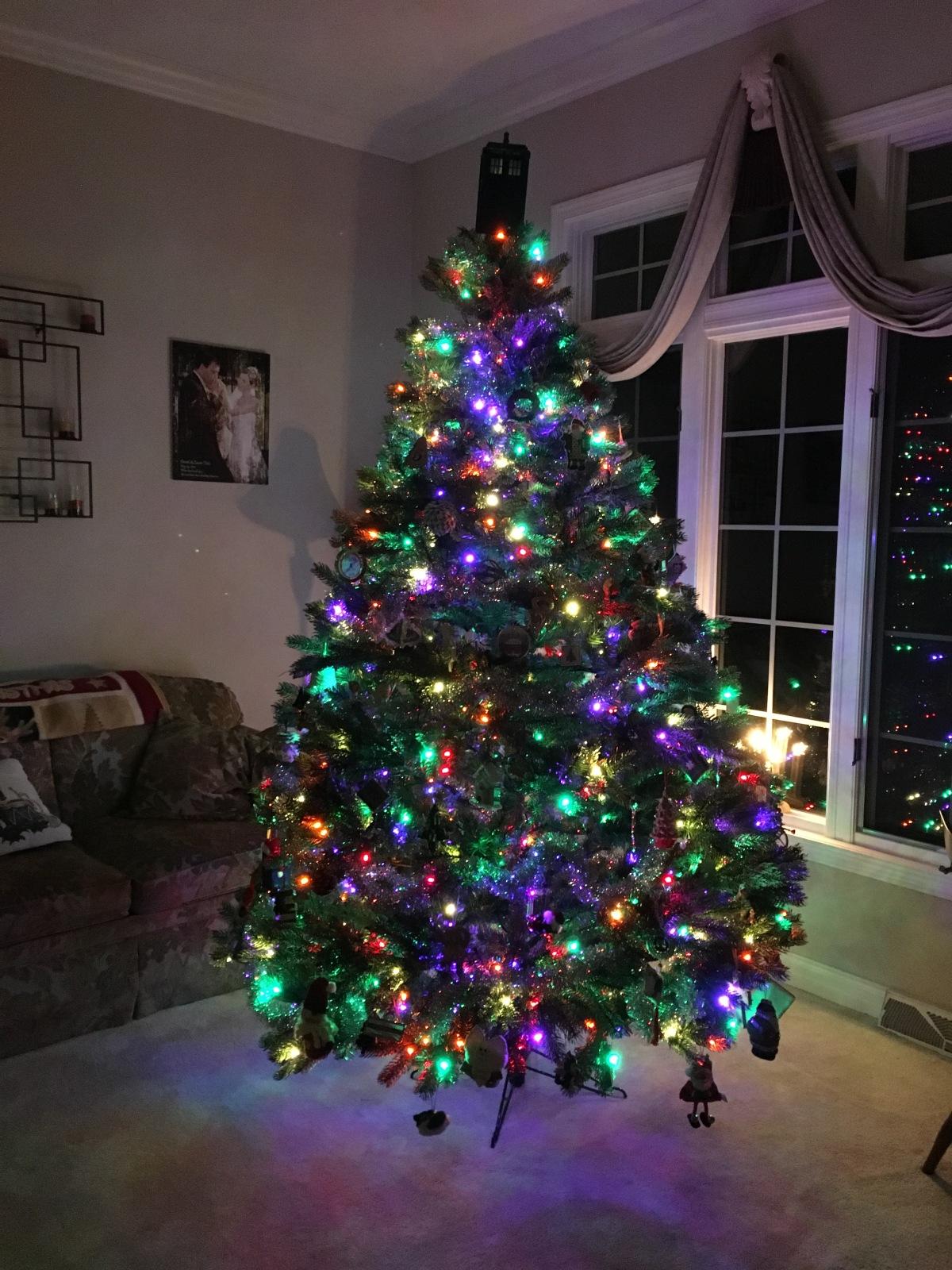 Christmas Tree, My ChristmasTree..