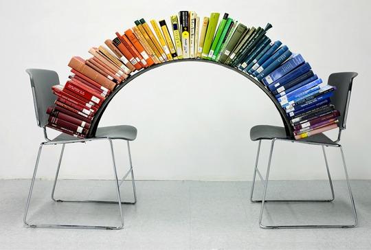 Rainbow Book Tag