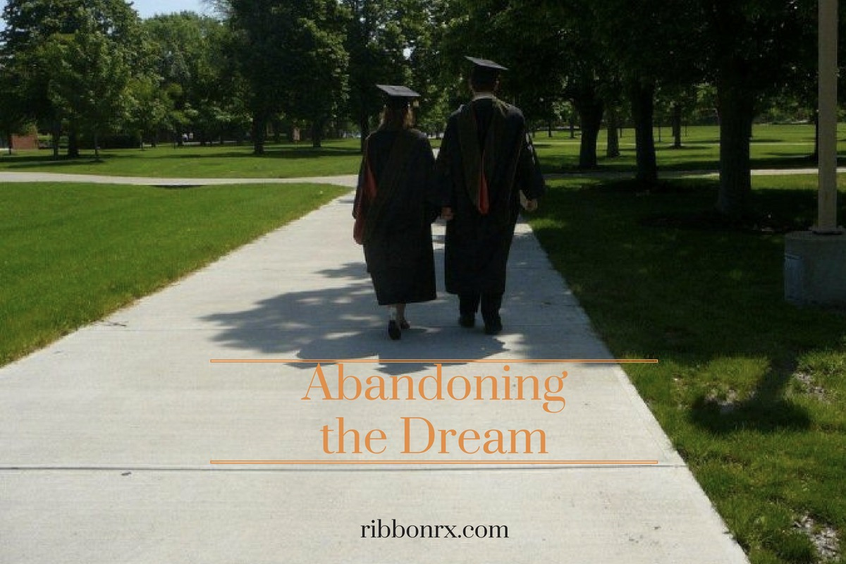 Abandoning the Dream