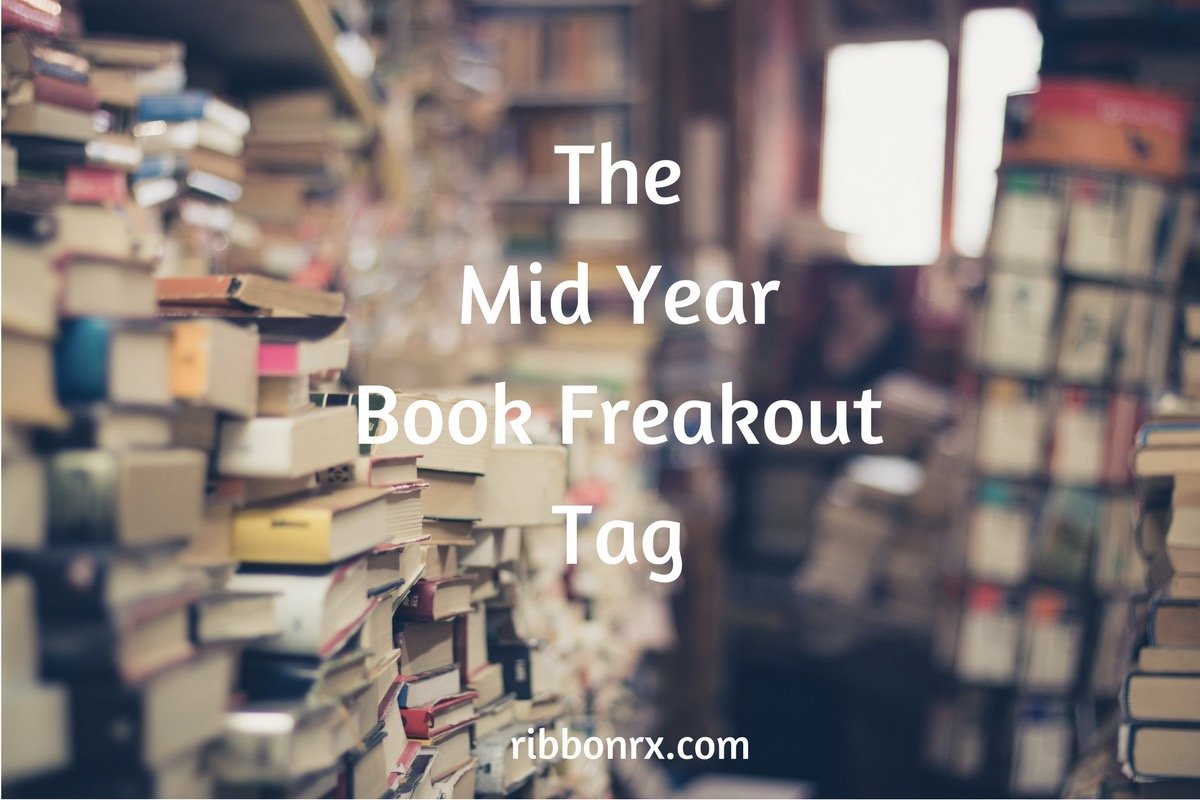 The Mid Year Book Freakout Tag
